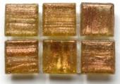 Мозаика 10х10 мм Авантюрин G32