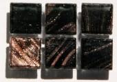 Мозаика 10х10 мм Авантюрин G61