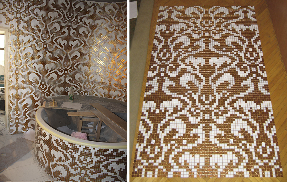 Mosaic-decor-Damasco-Oro