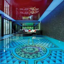 Mosaic-pool