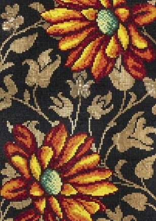Mosaic_Flower_Decor