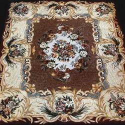 Mosaic_marble_Flower_rug
