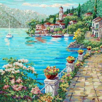 Mozaichnaya_freska_Italiya