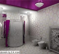 Декор мозаикой