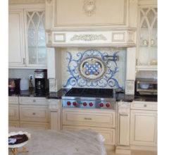 Мозаика для кухни Madrid