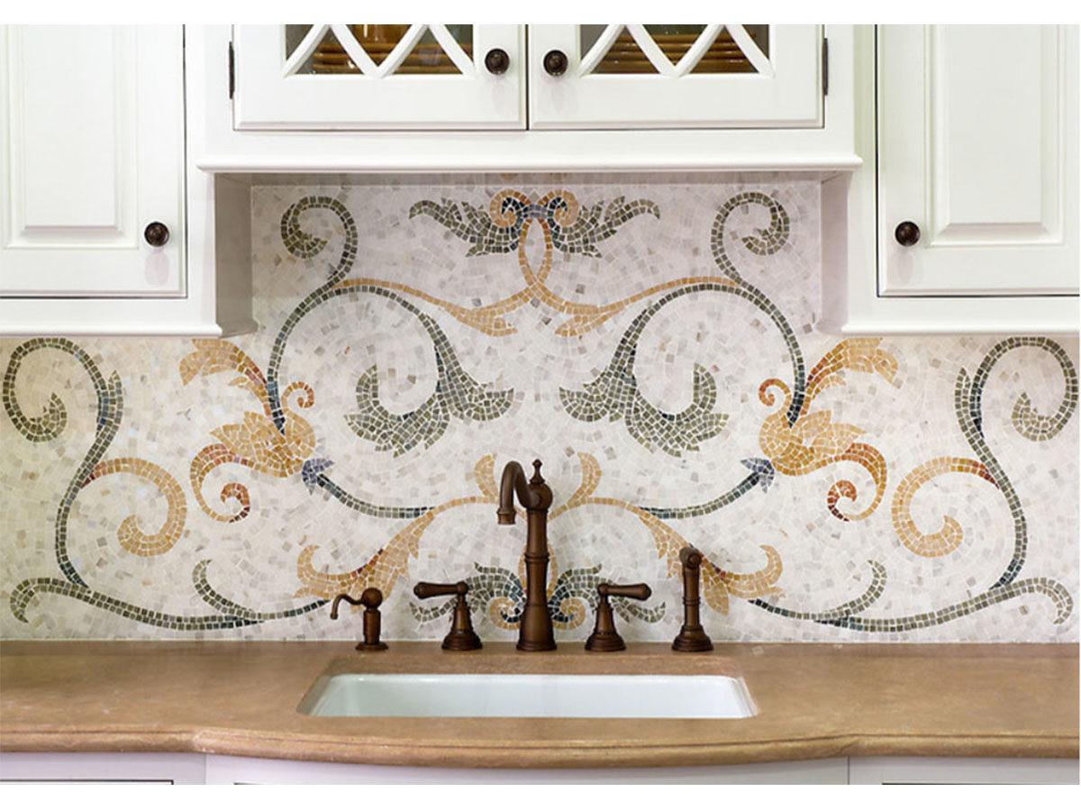 Мозаика для кухни Viliam