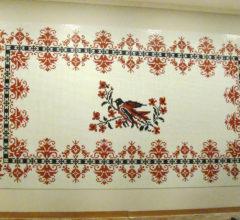 Мозаичный узор «Украинский стиль»