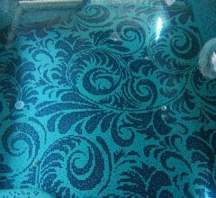 Мозаика для бассейна панно Favor